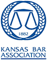 Logo Recognizing Law Offices of James P. Deffet LLC's affiliation with Kansas Bar Association